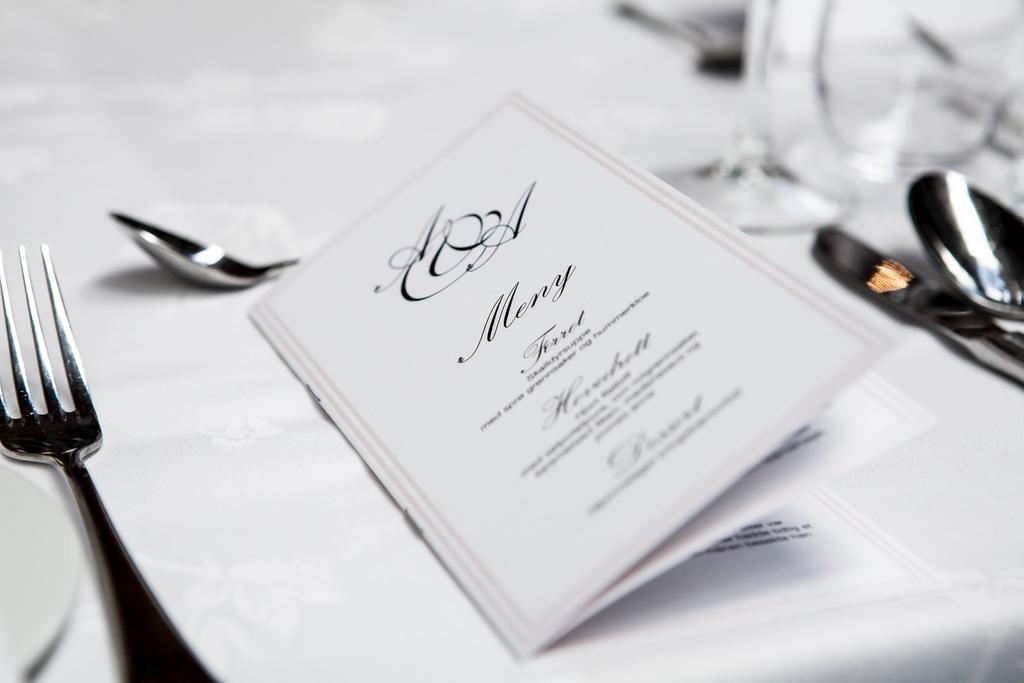 Как составить меню для вашего ресторана