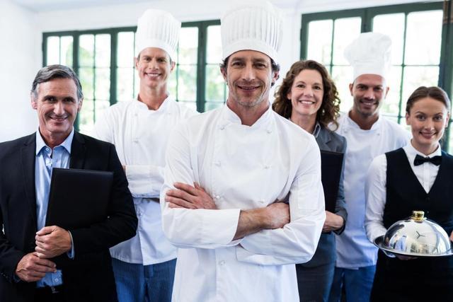 Cjelovit popis osoblja svakog restorana [uloge + odgovornosti]